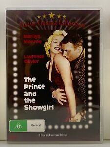 DVD - The Prince And The Showgirl - FREE POST #P2