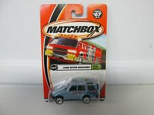 Matchbox Land Rover Discovery #67