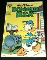 ☆☆ Donald Duck #255 ☆☆ (Gladstone) High Grade FREE Shipping