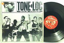 """Tone-Loc """"Wild ThIng"""" 12"""" Original Delicious Vinyl Record Single"""