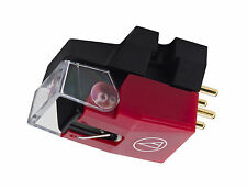 Audio Technica AT VM540ML Moving Magnet Cartridge New VM Range Microline Stylus