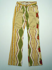 JECKERSON Pantaloni Jeans Donna Cotone Cotton Woman Pant Sz.S - 42