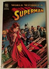 WORLD WITHOUT A SUPERMAN - TPB - 1993