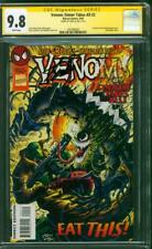 Venom Sinner Takes All 2 CGC SS 9.8 Stan Lee Auto 1995 Sin Eater Tom Hardy Movie
