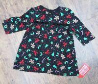 NWT BABY GIRLS CHRISTMAS/FESTIVE DRESS AGE 3/6 MONTHS