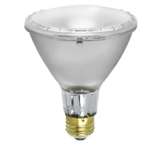 Halogen Eco PAR30/LN Spot/SP10 50W 850LM 120V E26 1500H Sold per box (15 pack)