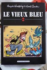 BD le vieux bleu n°2 Tirage de tete n°121/400 walthery TBE