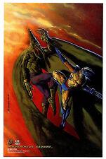 1994 Fleer Ultra 5 X-Men Trading Card Set of Prints Mint Set 6X10 + bonus H8