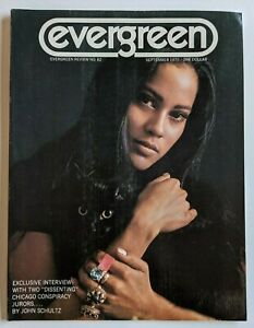 Evergreen Review Magazine September 1970 Vol 14 No 82 Jean Genet Black Panthers