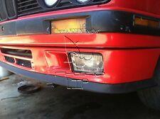 BMW e30 e36 e46 Front Valance Chin Spoiler Lip Splitter