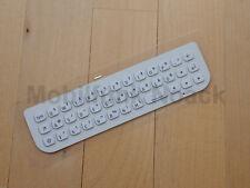 Original Nokia N97 N 97 mini QWERTZ Tastatur | Keypad | Keymat in Weiß White NEU