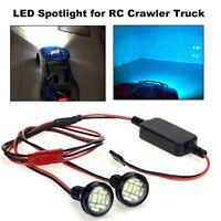 Wasserdichte LED Scheinwerfer Schein Für Traxxas Slash REVO E-REVO X-MAXX RC Car