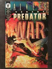 Alien Vs. Predator: War #3 of 4 - Dark Horse Comics - July 1995 - Comic Book