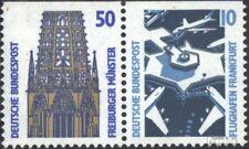 BRD (BR.Duitsland) W97 postfris 1993 Sehenswïürdigkeiten