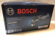 BRAND NEW BOSCH GOP12V-28N 12V Max EC Brushless Starlock Oscillating Multi-Tool