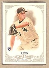 Addison Reed 190 2012 Topps Allen & Ginter Rookie RC