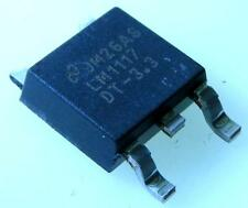 1 Stück LM1117DTX-3,3 Gehäuse TO252 SMD 3,3V 800mA Low-Dropout Linear Regulator