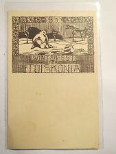 Winterfest der Tuiskonia - 1911 - Unbekannter Ort / Studentika