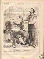 1860 Vanity Fair Aug 4-Football in Europe; Sing Sing