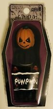 Living Dead Dolls Minis Series 16 Blair Pumpkin New Mint In Coffin 4 Inch Tall