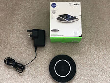 Belkin 15W Fast Qi Wireless BOOST UP Charging Pad for Apple iPhone Samsung etc
