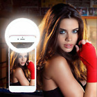 Selfie Ring Mobile Phone Clip Lens Light Lamp Litwod 36 LED Bulbs