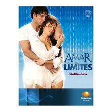 AMAR SIN LIMITES . Telenovela MEXICANA 31 Dvds