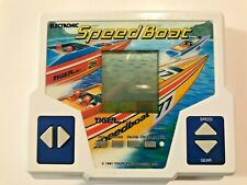 New ListingVintage Speed Boat Tiger Electronics Game 1988 - Works Great!
