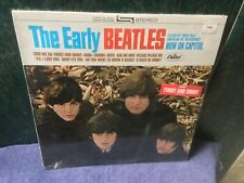The Early Beatles LP Record, vintage original, Sealed.