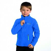 Regatta Marlin III Kids Fleece Jacket Zip Top Girls Boys Childrens RKA136