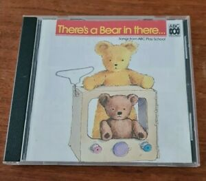 Play School – There's a Bear in there - CD - OOP - EX