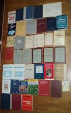 Lotto 53 volumi medicina e chirurgia - Lista all'interno