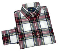 Polo Ralph Lauren Men's Classic Fit Performance Flannel Shirt In Multi-coloured