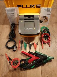 Fluke 1550C Digital MegOhmMeter High Voltage Insulation Tester 1550 *FREE SHIP*