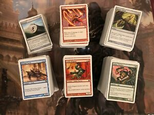MTG Magic the Gathering Ninth Edition Bundle 9ED Job Lot of Cards FAST DELIVERY