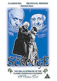 Scrooge - A Christmas Carol (DVD 2010) Alastair Sim