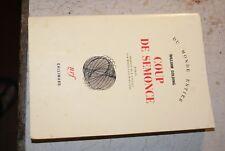 Coup de semonce  (Livre)  ~ William Golding-