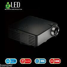LED Projector 80 INCH SCREEN USB HDMI VGA AV SD CARD WARRANTY lowest price