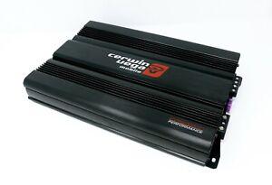 NEW Cerwin-Vega CVP2000.1D 2000 Watt Monoblock Class D Car Audio Amplifier Amp