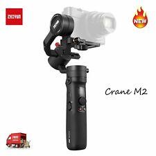Zhiyun Crane M2 Handheld 3-Axis Gimbal Wireless For Mirrorless Smartphone Gopro