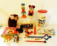 Vintage Disney Toy Collectible & Advertising Premium Lot