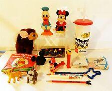 Vintage Disney Toy Collectible & Advertising Premium Lot