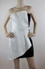 Forever New Satin Solid Regular Size Dresses for Women