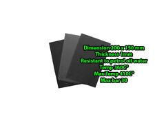 Gasket Paper Material Sheet 20x15cm 1.0mm Petrol Gasoline Oil Fuel Resistant
