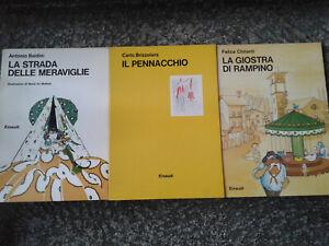 La strada delle meraviglie, Il Pennacchio e La giostra di Rampino Einaudi