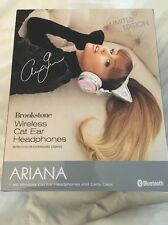 Limited Edition Ariana Grande Wireless Cat Ear Headphones (Free Local Pickup!)