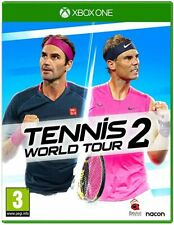 TENNIS WORLD TOUR 2  XBOX ONE - NO CD/ NO KEY