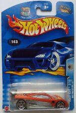2003 Hot Wheels ~TRACK ACES 2/10~ HW Prototype 12 Col. #143