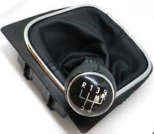 Pomo Funda Palanca de Cambio 5 Velocidad para VW GOLF V VI MK5  Nuevo TOP !