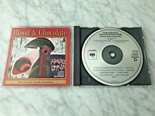Elvis Costello And The Attractions Blood & Chocolate CD DADC Columbia CK 40518